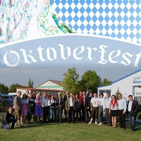 2tes Oktoberfest 2015 bei H.Preiss International