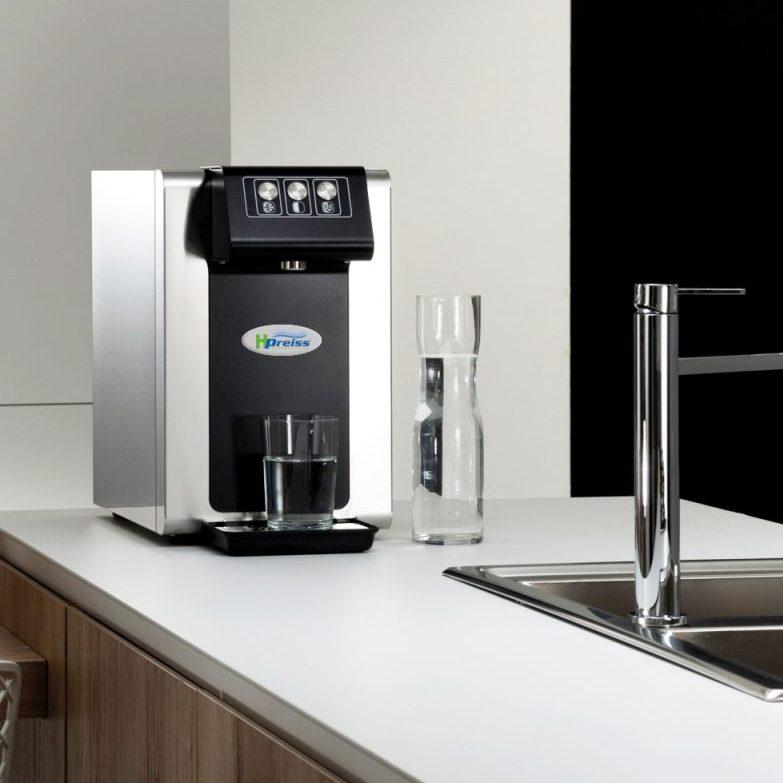 VitalSoda – Der Wasserspender für Ihr Unternehmen!