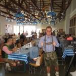 Helmut Preiss bei den Gästen