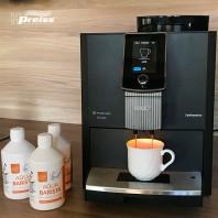 AQUABARISTA – natürliche Reinigung Ihres Kaffeevollautomatens